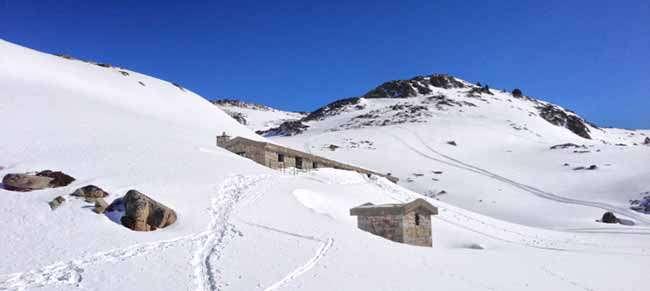 4a trobada de la secció d´esquí de muntanya (sem) a Andorra