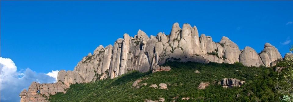 Ruta de les Ermites: Montserrat