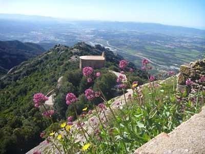 Montserrat: les 15 ermites