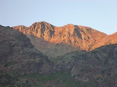 Pica d'Estats 3143 m i Vallferrera