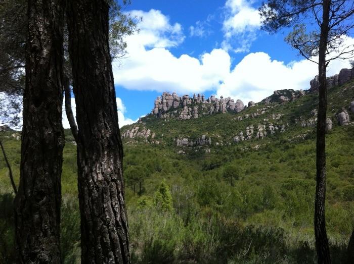 Ruta BTT: Volta a Montserrat