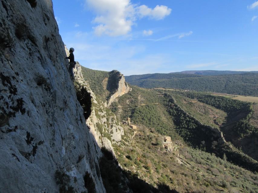 Estada formativa d'Escalada en roca