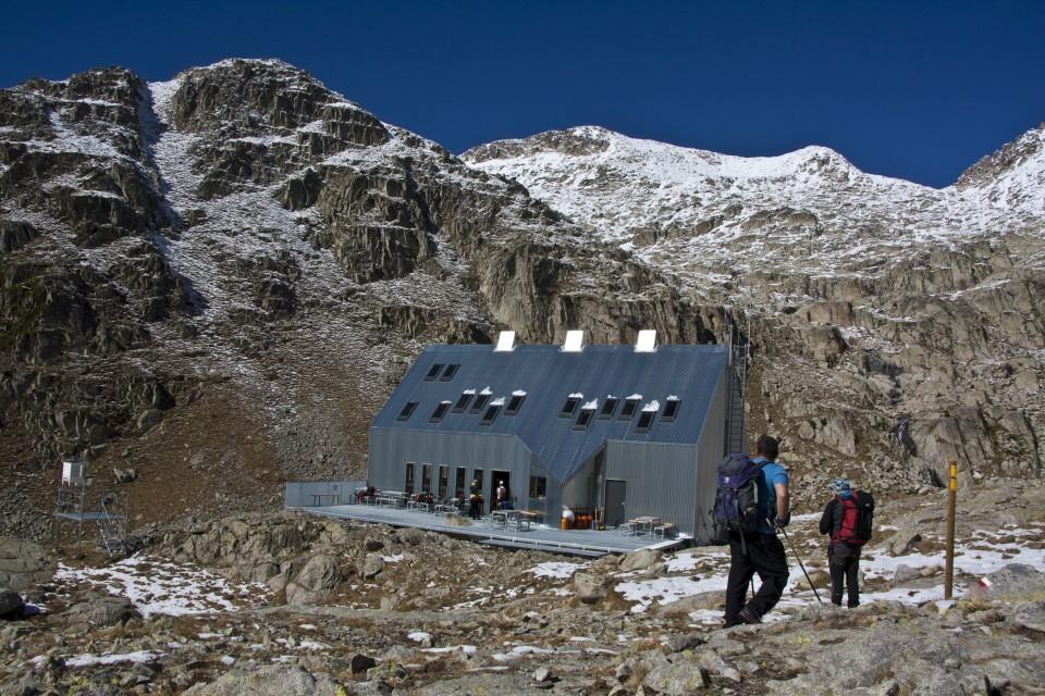 Trobada Secció Alta Muntanya: Llauset
