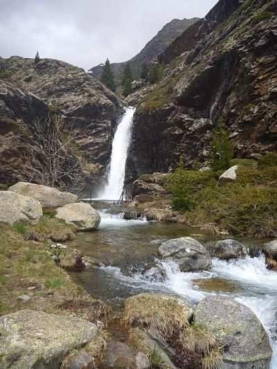 La Vall Fosca i els llacs de Colomina