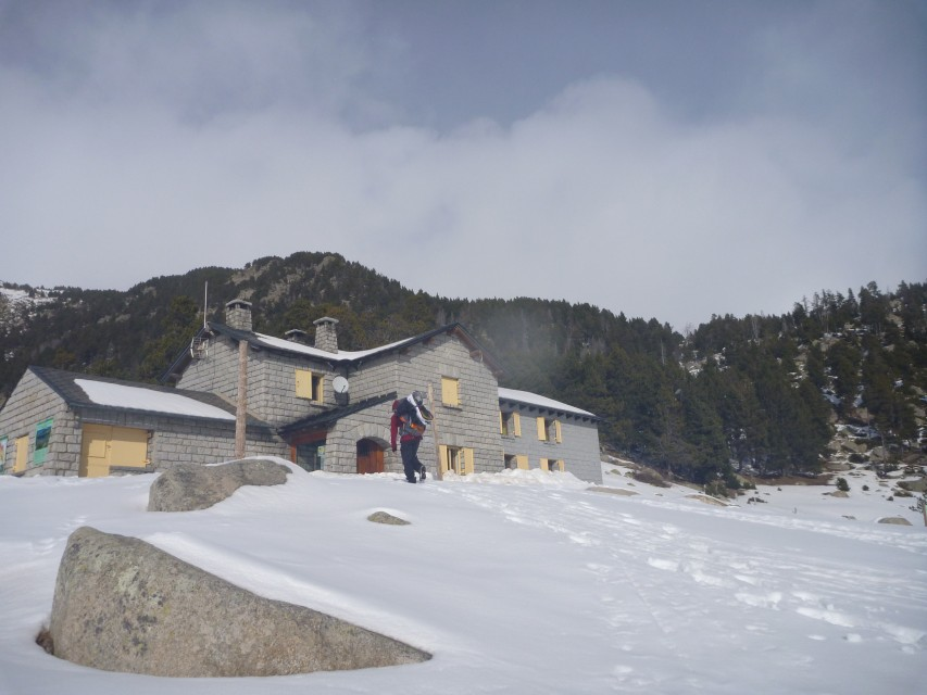 Puigpedrós 2915 m