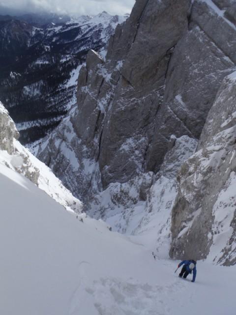 Trobada de la Secció d'Alta Muntanya a la Serra del Cadí