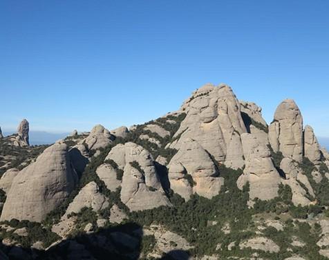 Curs d'Iniciació Escalada en roca