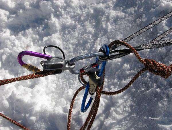 Iniciación al Alpinismo (promoción C.E. Madteam)