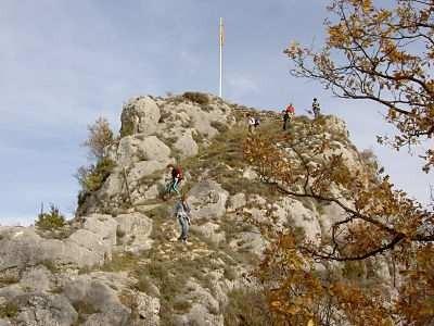 La Serra del Catllaràs 1685 m