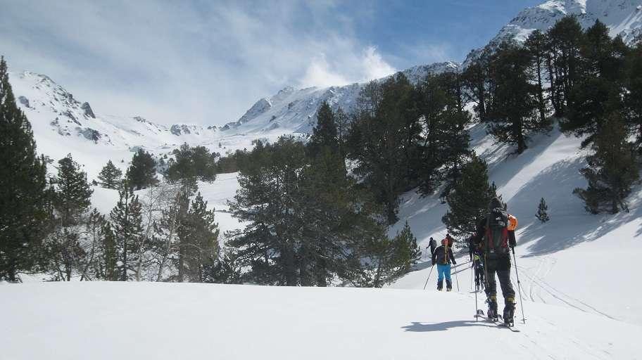 Taller d'entrenament d'Esquí de Muntanya