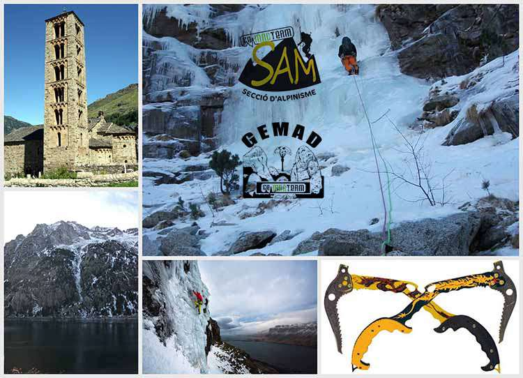 Trobada de la Secció d´Escalada i Alpinisme de MADTEAM