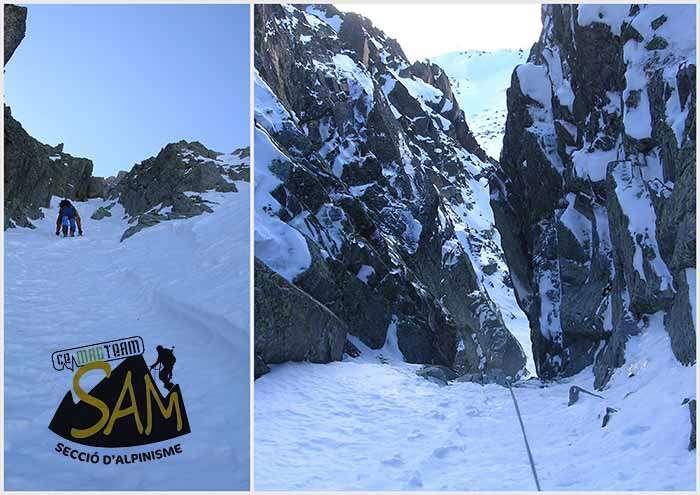 Trobada de la Secció d'Alpinisme