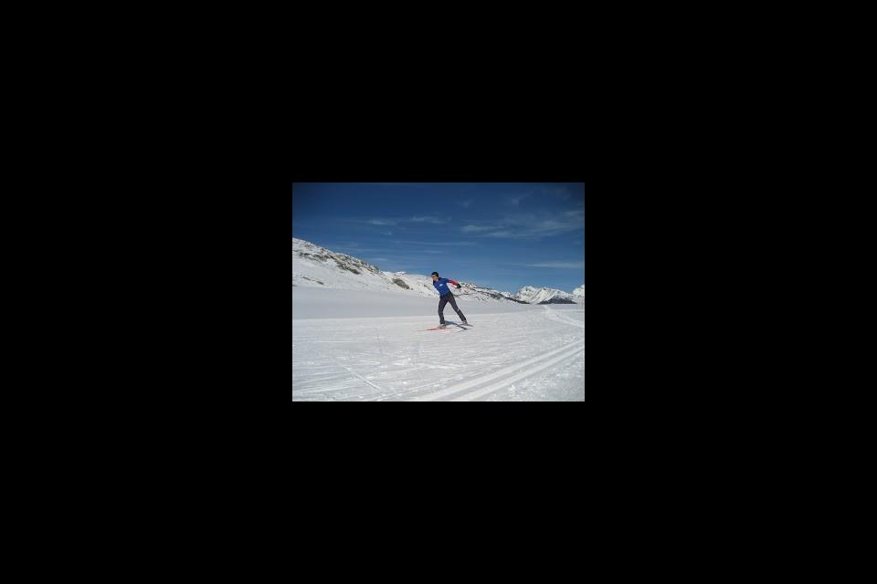 Experiència Nòrdica amb esquí de fons