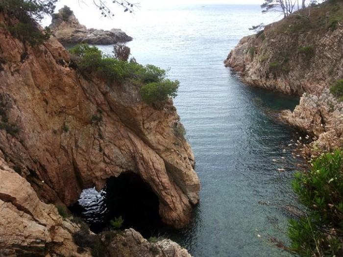 Camí de Ronda: Calella Palafrugell - Palamos